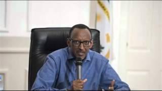 Download Perezida Kagame ati: ″icyampa ngo babigire vuba nkwereke″ Video