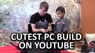 Download PC Building with my 3 Year Old Video