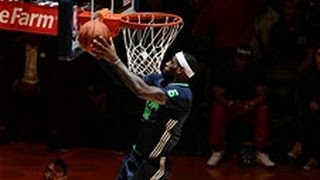 Download LeBron James Throws Down the Dazzling Reverse Windmill Oop Video
