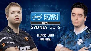 Download CS:GO - Fnatic vs. Liquid [Cache] Map 1 - Grand Final - IEM Sydney 2019 Video