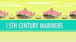 Download Columbus, de Gama, and Zheng He! 15th Century Mariners. Crash Course: World History #21 Video