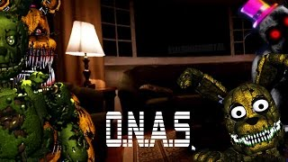 Download AHORA ESTAMOS EN LA SALA? O O - FNAF 4 Fan Game - One Night at Springtrap's REBOOTED Video