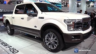 Download 2018 Ford F-150 King Ranch - Exterior and Interior Walkaround - Debut at 2017 Detroit Auto Show Video