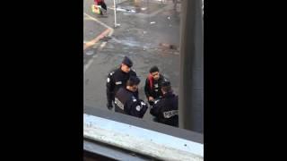 Download Strasbourg sous état d'urgence : la police fouille les enfants ! Video