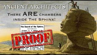 Download Inside The Sphinx - PROOF of Secret Internal Chambers   Ancient Architects Video