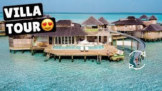 Download MALDIVES MOST LUXURIOUS RESORT | Soneva Jani Overwater Villa Video