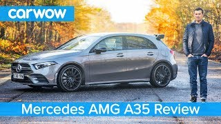 Download Mercedes-AMG A35 2020 review - is this hot hatch really worth £35,000? Video