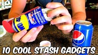 Download 10 Cool Stash Gadgets Video