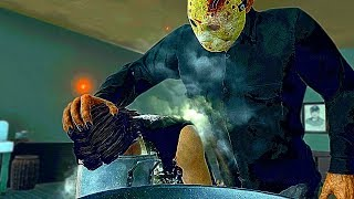 Download EVIL KID is back at it again (Friday the 13th the game JASON NEW KILLS) Video
