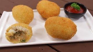 Download Bread Vermicelli Patti | Recipes Under 15 Minutes | Chef Jaaie | Sanjeev Kapoor Khazana Video
