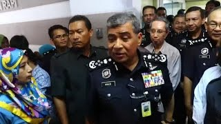 Download IGP: Bodyguard who shot 'Datuk' boss believed to be mentally-ill Video