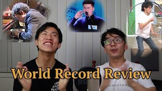 Download World's Most Impressive (and Useless) Records Video