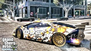 Download GTA 5 REAL LIFE MOD #619 - DDE TIRE SLAYER ON THESE STREETS!!! (GTA 5 REAL LIFE MODS) Video