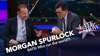 Download Morgan Spurlock Traveled The World To Study Rats Video