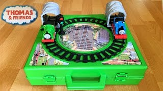 Download Rare Thomas and Friends Toy Trains Play Set with Motorized Percy Video