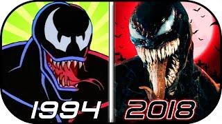 Download EVOLUTION of VENOM in Movies, TV, Cartoons, Anime (1994-2018) Venom trailer 2 2018 movie Video