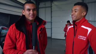 Download How do pro racing drivers pass the time? Jann Mardenborough and Sandy Stuvik tell us at #GTAcademy Video