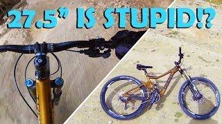Download 27.5″ Giant Trance SX Downhill MTB - Whistler Bike Park Video