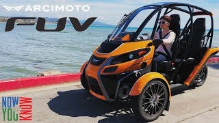 Download It's Finally Here! Arcimoto's Fun Utility Vehicle - Exclusive CEO Interview Video