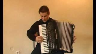 Download Brahms Hungarian Dance 5 - Szász Szabolcs - harmonika Video