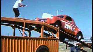 Download Ingenuity In Action 1959 NHRA Hot Rod Film Video