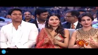 Download Anirudh Performance in SIIMA 2016 360p Video