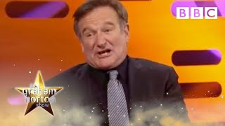 Download Robin Williams on The Graham Norton Show - BBC Two Video