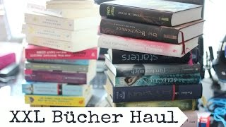 Download RIESEN Bücher Haul - Rebuy, Amazon, Thalia (25 Bücher) Juli 2016 Video