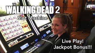 Download Walking Dead 2 Slot Machine! Jackpot Bonus!!! Free Spins * Max Bet!!! Video