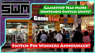 Download GameStop Has More Switches! Nintendo Switch Pin Winners! Video