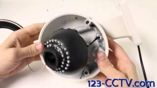 Download 700TVL Wall Mount Vandal Proof Dome Camera 123-CCTV - 2570AVA Video