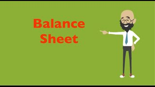 Download Balance Sheet Explained | Accounting | MBA in Pills | 4wMBA Video