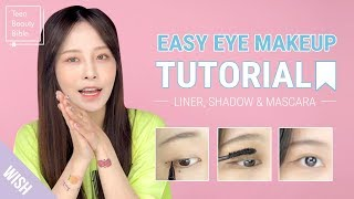 Download How to Wing Your Eyeliner? All About Eye Makeup from Liner, Shadow to Mascara | Teen Beauty Bible Video