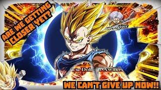 Download 500 DRAGON STONE SUMMONS! THE HUNT FOR LR MAJIN VEGETA! Part 4: Dragon Ball Z Dokkan Battle Video