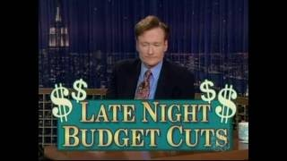 Download Late Night 'Budget Cuts 3/11/04 Video