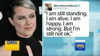 Download Evan Rachel Wood Speaks Out on Sexual Assault Video