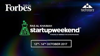 Download Ras Al Khaima Startup Weekend 2017 Video