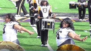 Download Alabama State University Honeybees Setting It Out at PVAMU's Homecoming Video