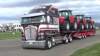 Download Trucks NZ, Christchurch Video