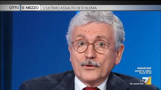 Download Otto e mezzo - L'ultimo assalto di D'Alema (Puntata 22/11/2016) Video