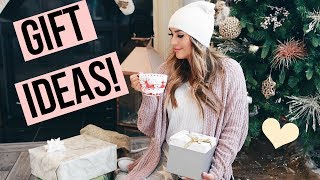 Download CUTE GIFT IDEAS! WHAT I BOUGHT MY FRIENDS AND FAMILY! ALEXANDREA GARZA Video