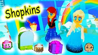 Download Shopkins In My Cookie World & Fashion Frenzy Roblox Let's Play Online Games Video