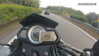 Download Benelli TNT 300 Top Speed Video