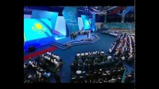 Download Сегодня в Уральск прибыл Президент Казахстана Нурсултан Назарбаев Video