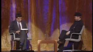 Download Rowan Atkinson - Interview with Elton John Video