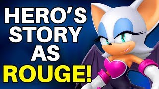 Download Is it Possible to Beat Sonic Adventure 2's Hero Story While Only Playing as Rouge the Bat? Video