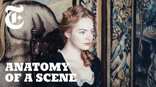 Download Watch Emma Stone and Rachel Weisz Spar in 'The Favourite' | Anatomy of a Scene Video