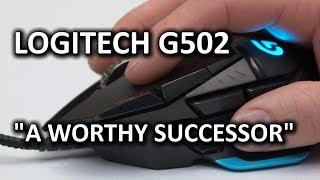 Download Logitech G502 Proteus Core Gaming Mouse Video