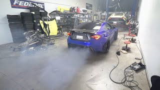 Download Making my brz as loud as possible Video