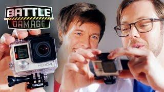 Download Smash Testing a GoPro | Battle Damage Video